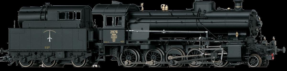 bitte-einsteigen Dampflok C Serie 4 Slider